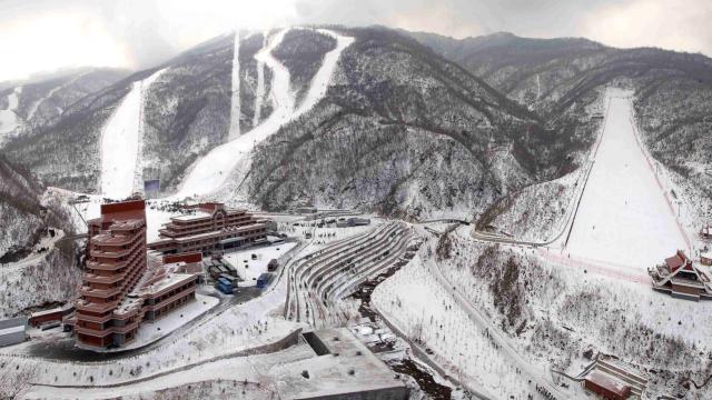 Beside Sport - Des destinations insolites pour passer ses vacances au ski -