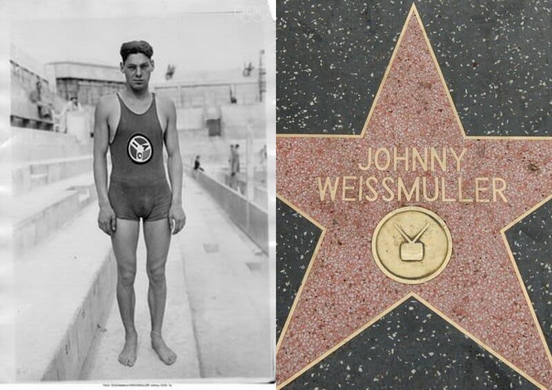 Beside Sport - Ces sportifs qui ont leur étoile sur le Hollywood Walk of Fame -  -