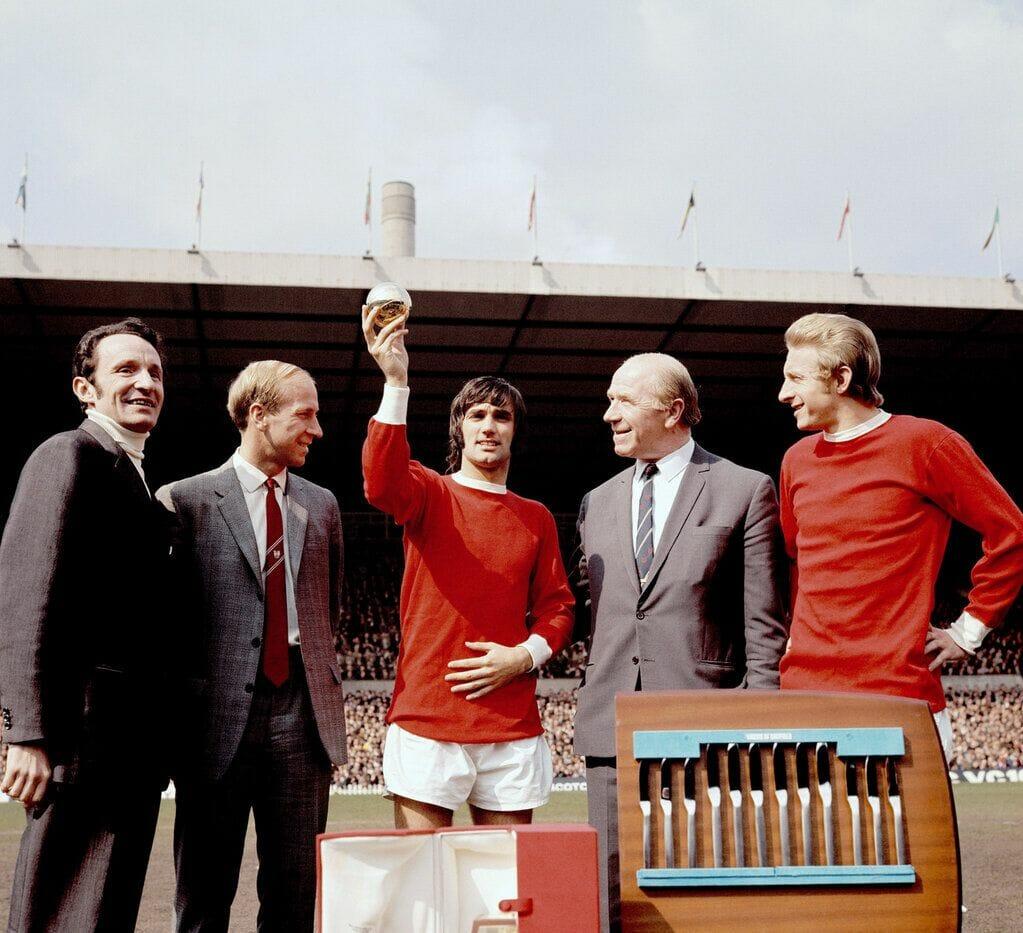 Beside Sport - George Best, le 5ème Beatles -  -