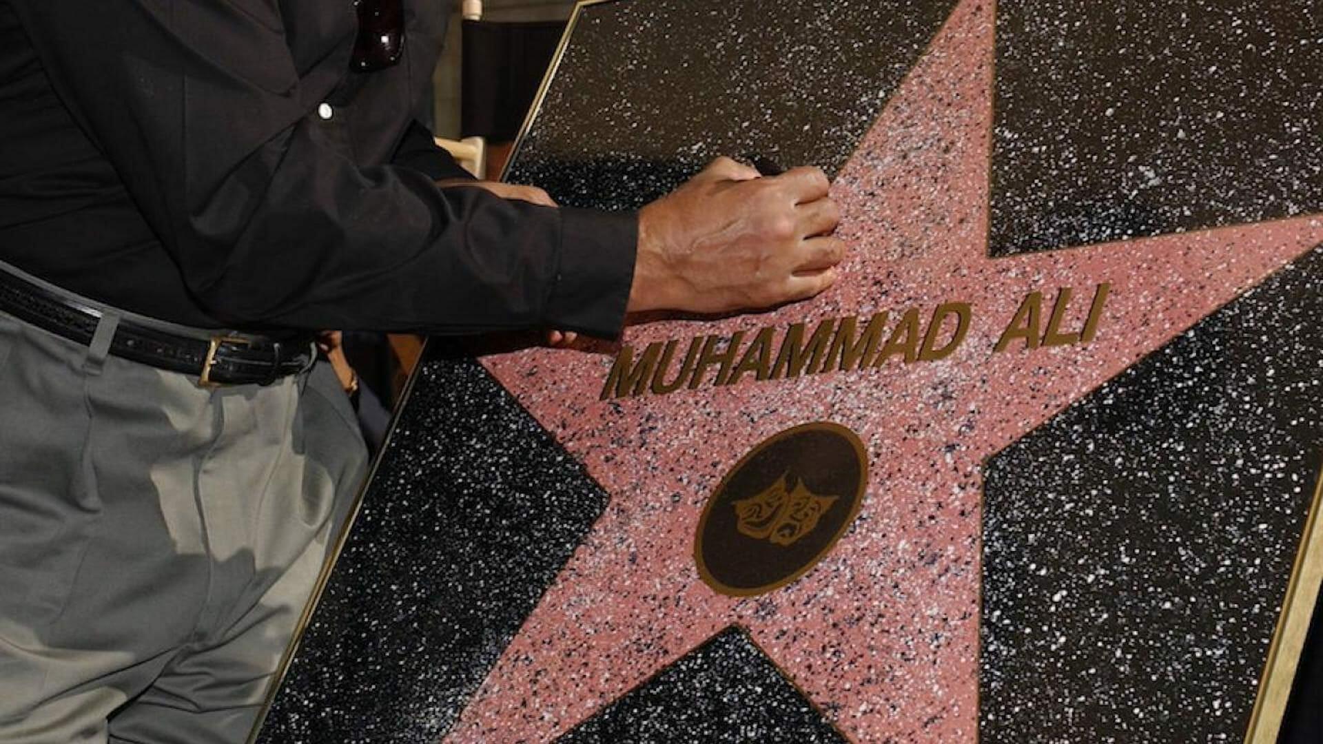 Ces sportifs qui ont leur étoile sur le Hollywood Walk of Fame