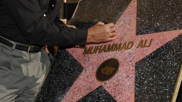 Beside Sport - Ces sportifs qui ont leur étoile sur le Hollywood Walk of Fame -