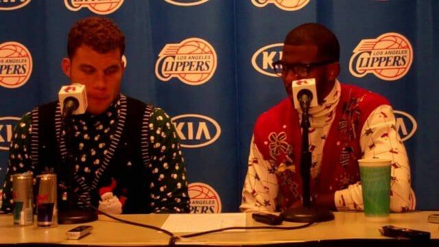Beside Sport - La NBA surf sur l'esprit de Noël avec ses «Christmas Sweaters» -