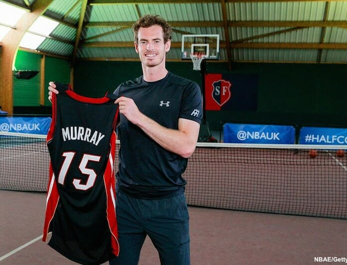 Beside Sport - Ces sportifs qui sont fans de NBA -  -