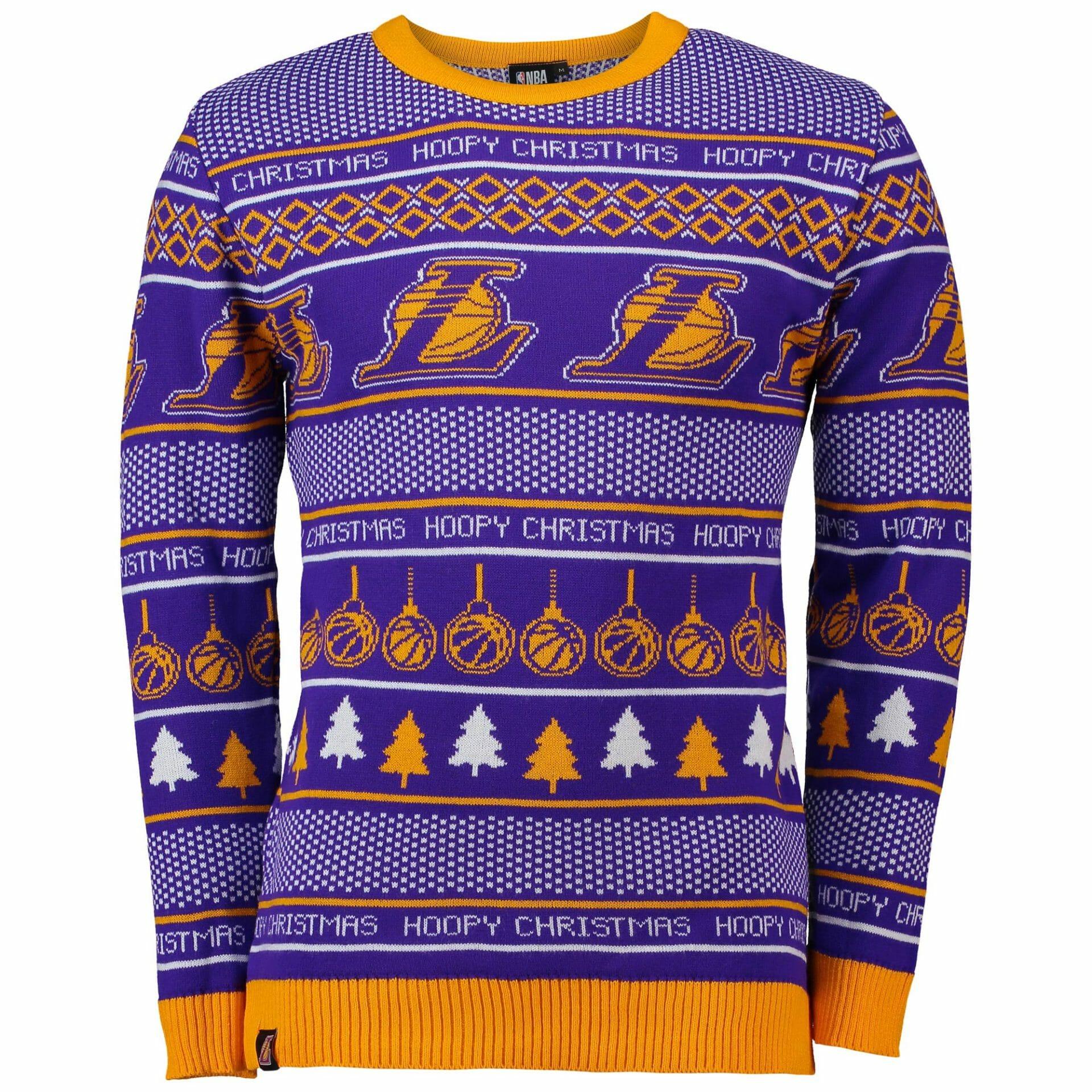 Beside Sport - La NBA surf sur l'esprit de Noël avec ses «Christmas Sweaters» -  -