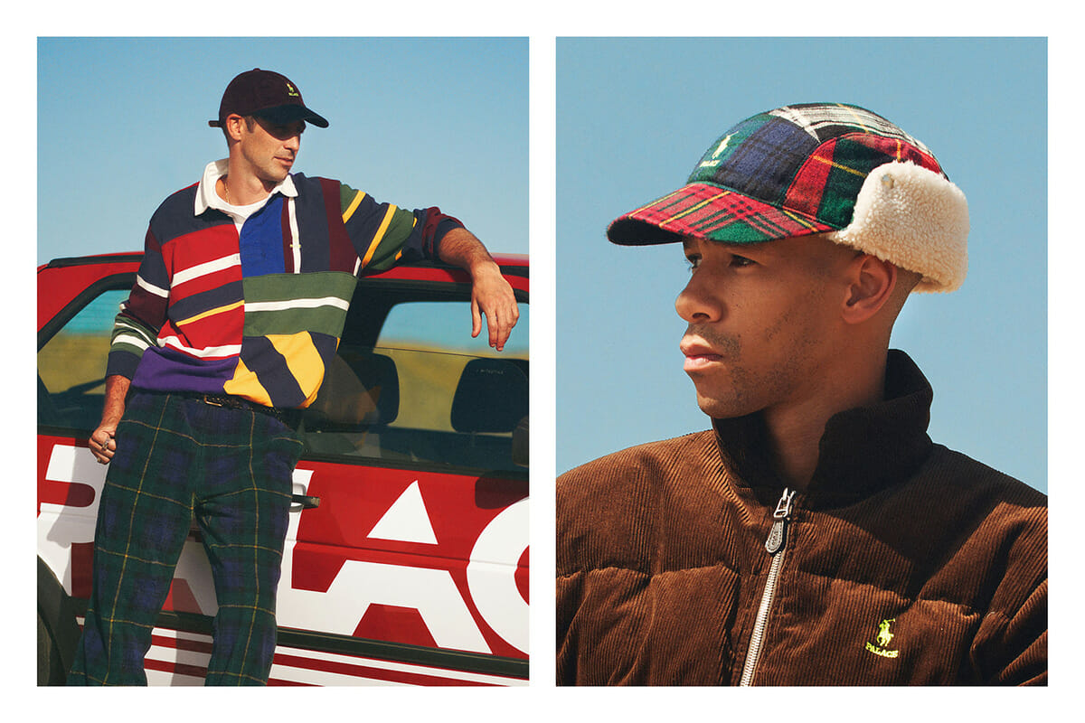 Beside Sport - Peut-on craquer pour la collab Palace x Polo Ralph Lauren ? -  -