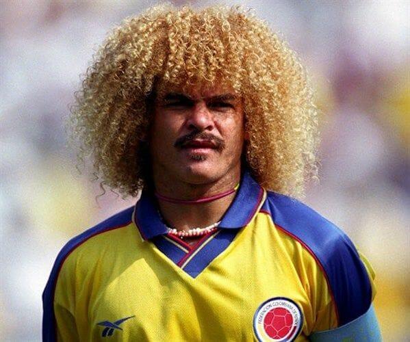 Beside Sport - Les coupes de cheveux les plus folles de l'histoire du sport -  -