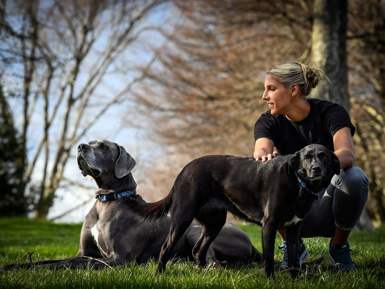 Beside Sport - Ces sportifs qui sont accrocs à leurs animaux de compagnie -  -