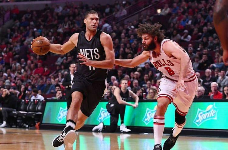 Beside Sport - Les frères en NBA, une véritable tradition - Brook et Robin Lopez -