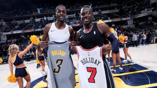 Les frères en NBA, une véritable tradition