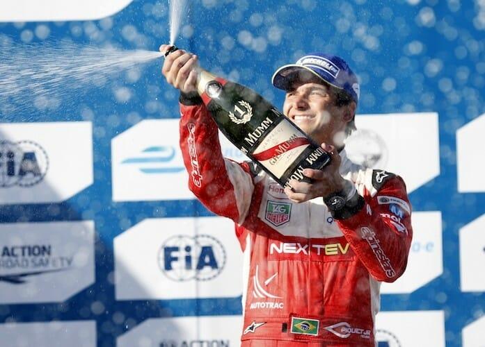 Beside Sport - Ces anciens pilotes de F1 qui font le bonheur de la Formule E -  -