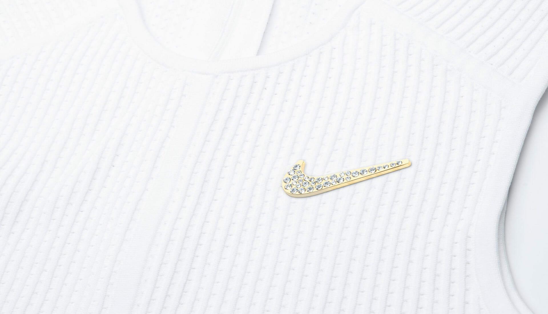 Ces équipements sportifs qui se parent de diamants