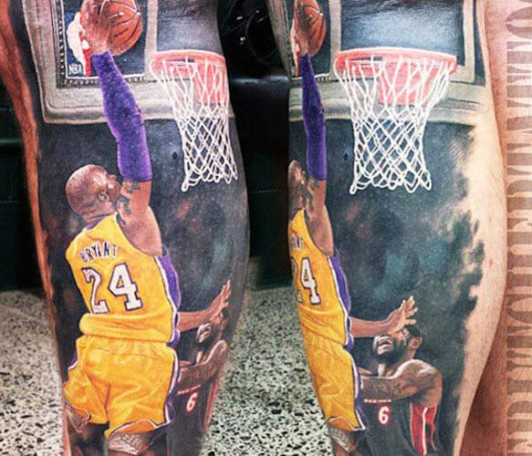 Beside Sport - Les tatouages les plus fous vus sur le corps d'un fan -  -