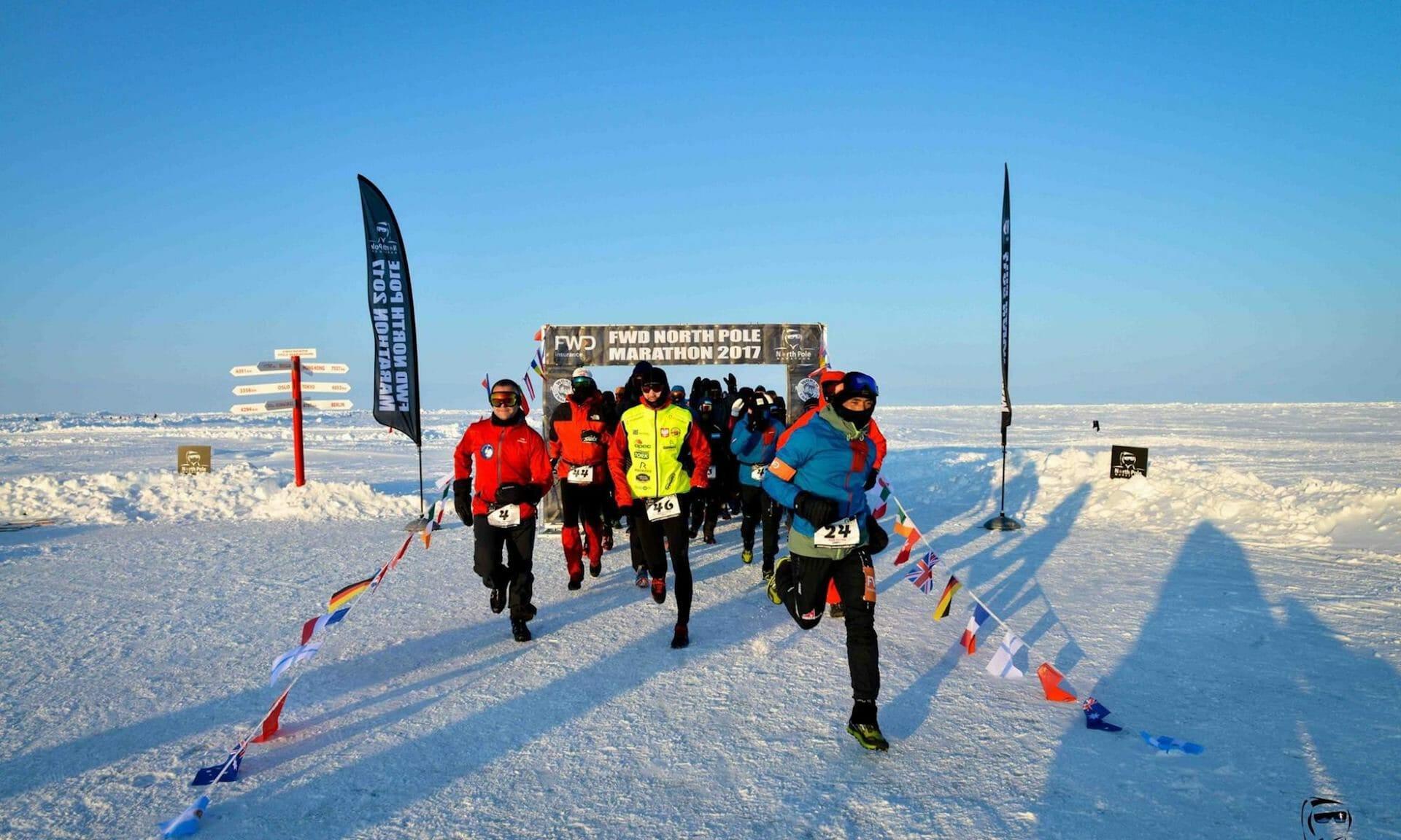 Beside Sport - Quelles sont les courses les plus glaciales du globe? -  -