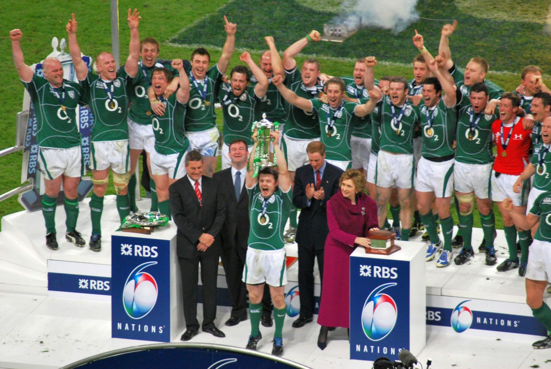Le Tournoi des 6 Nations décernent plusieurs trophées