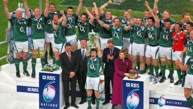 Beside Sport - Le Tournoi des 6 Nations décernent plusieurs trophées -