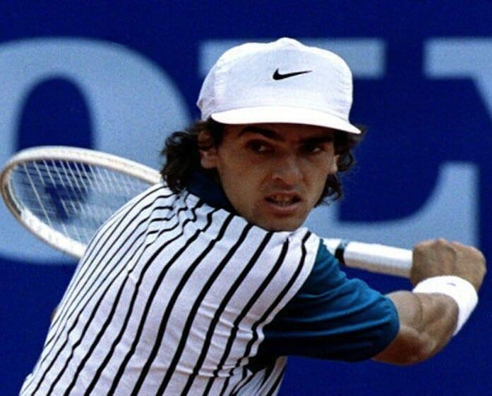 Beside Sport - Ces tennismen français à la tête au carré -  -