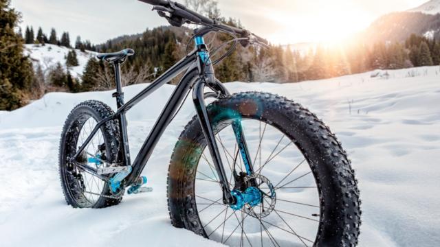 Beside Sport - Les meilleurs «fatbikes» faits pour la neige -