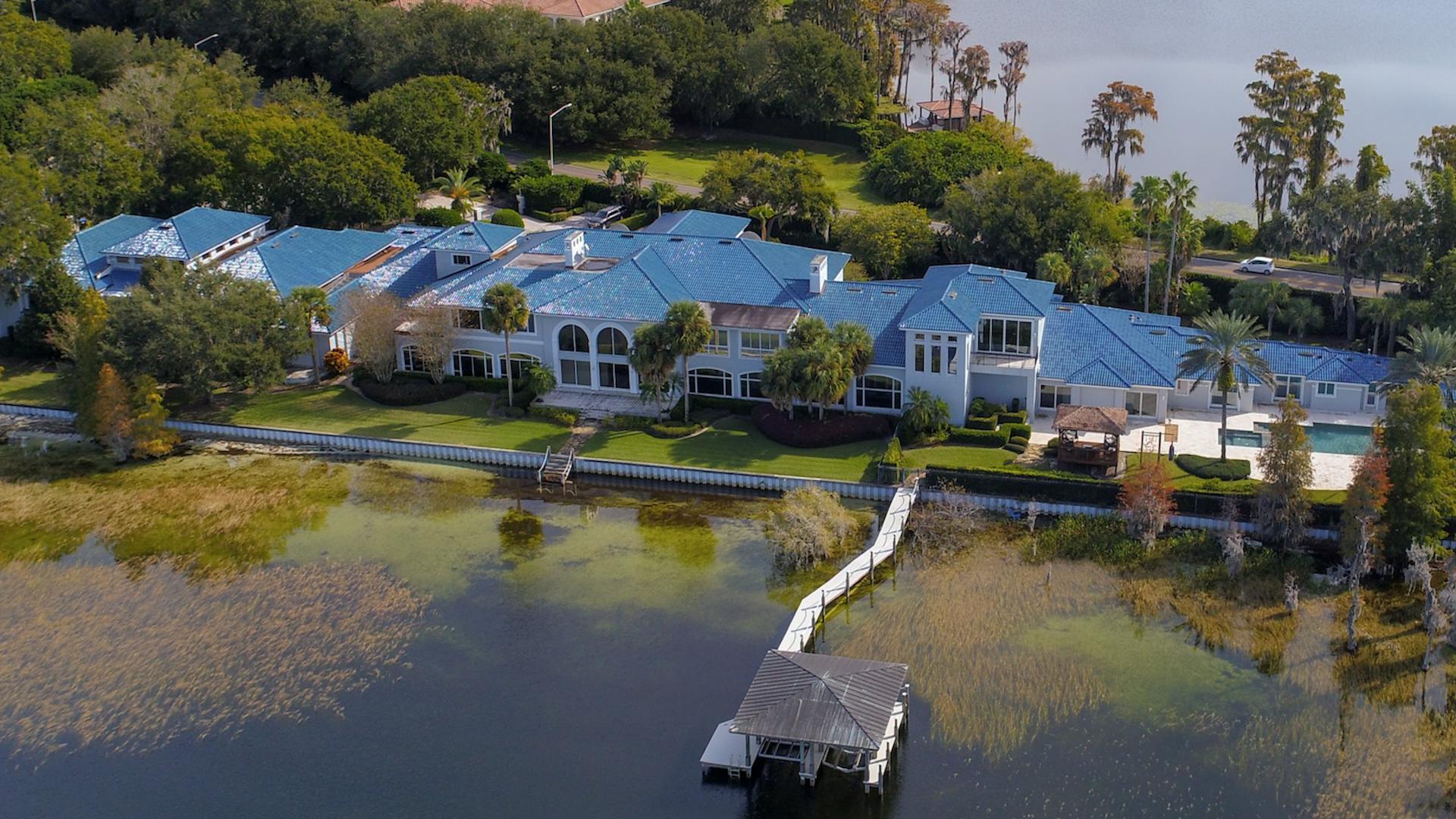 Shaquille O'Neal vend sa maison floridenne pour 22 millions de dollars