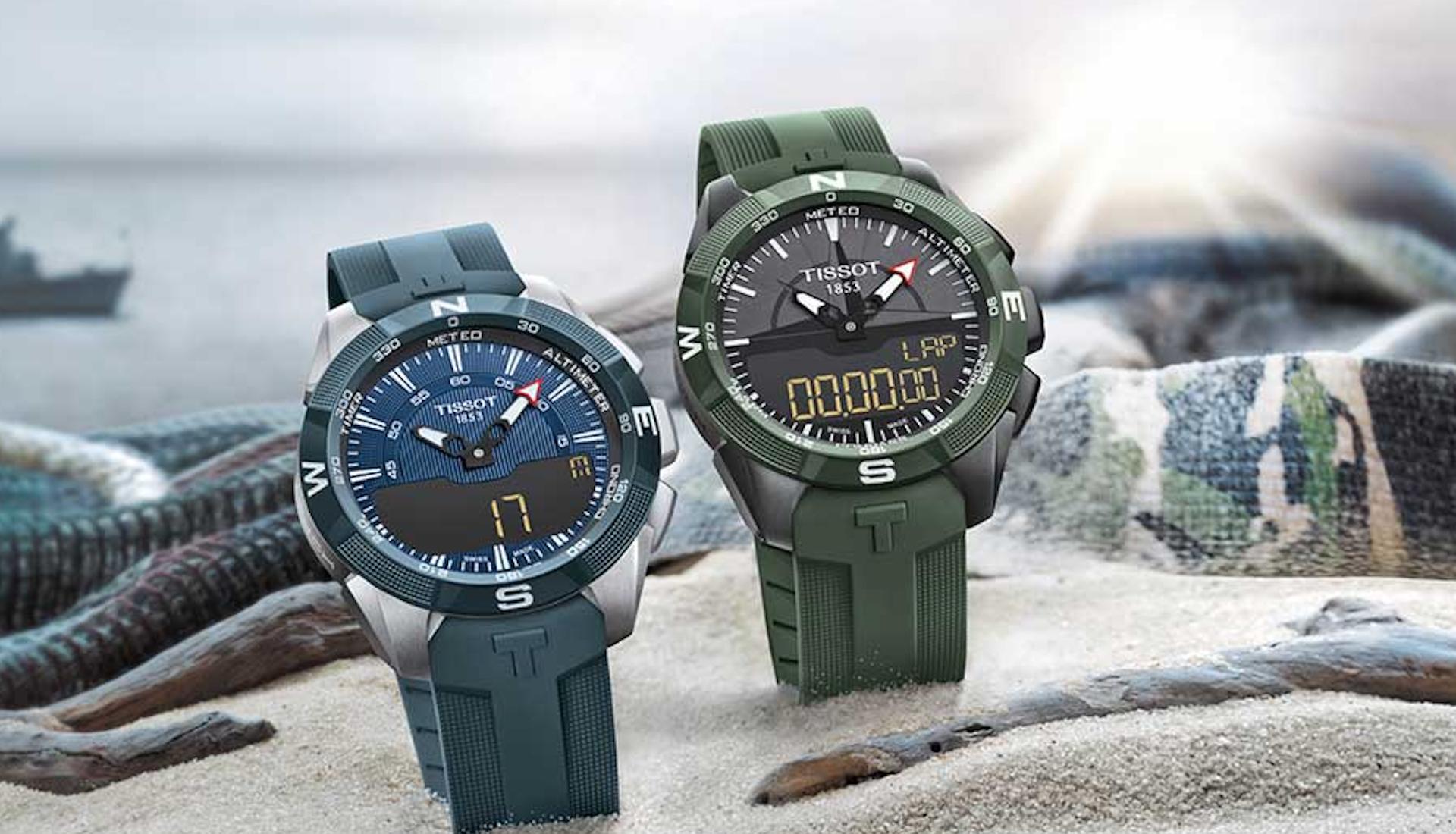 Les meilleures montres solaires pour homme