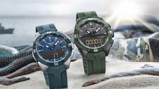 Beside Sport - Les meilleures montres solaires pour homme -