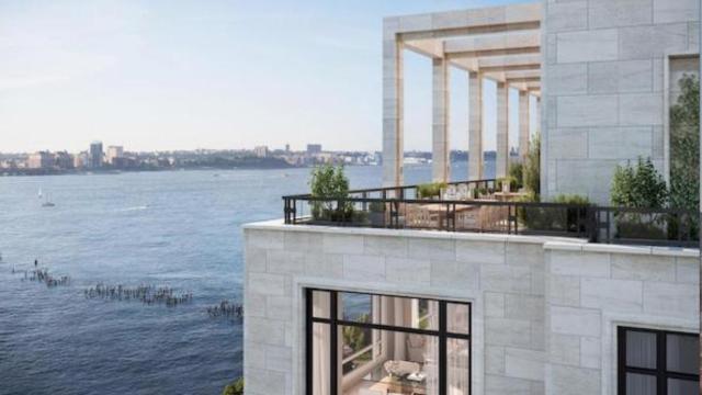 Beside Sport - Lewis Hamilton s'offre un penthouse à New York pour 35 millions -