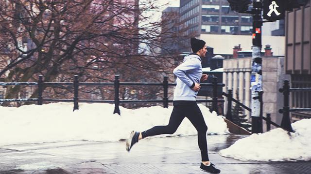 Beside Sport - Les meilleurs leggings homme pour courir en hiver -