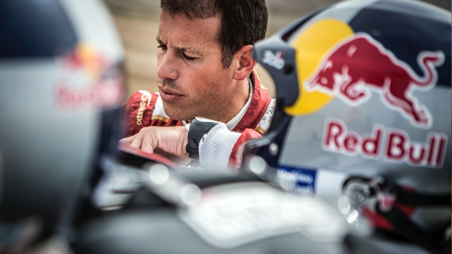 Le Dakar vu par le copilote Mathieu Baumel