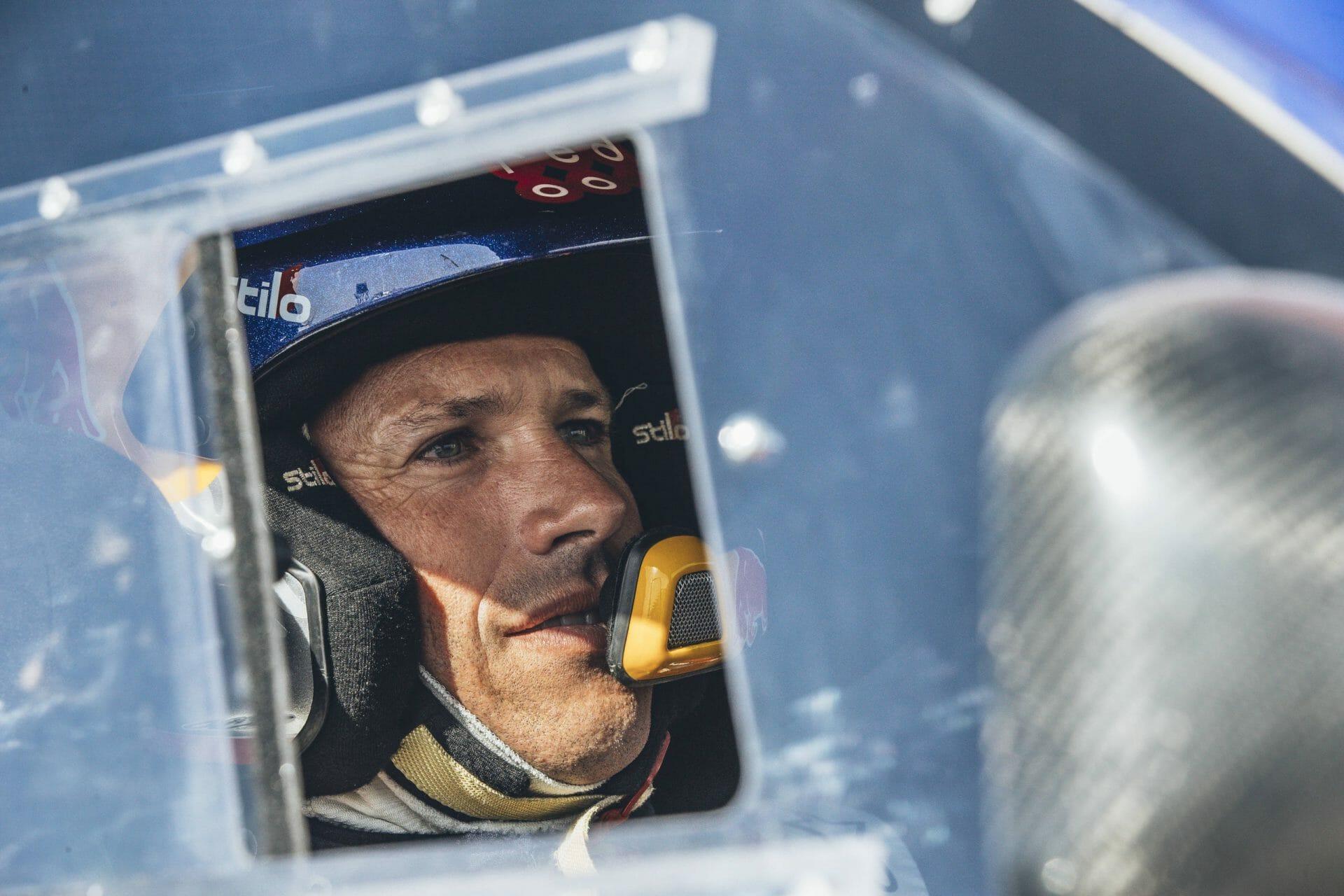 Beside Sport - Le Dakar vu par le copilote Mathieu Baumel -  -