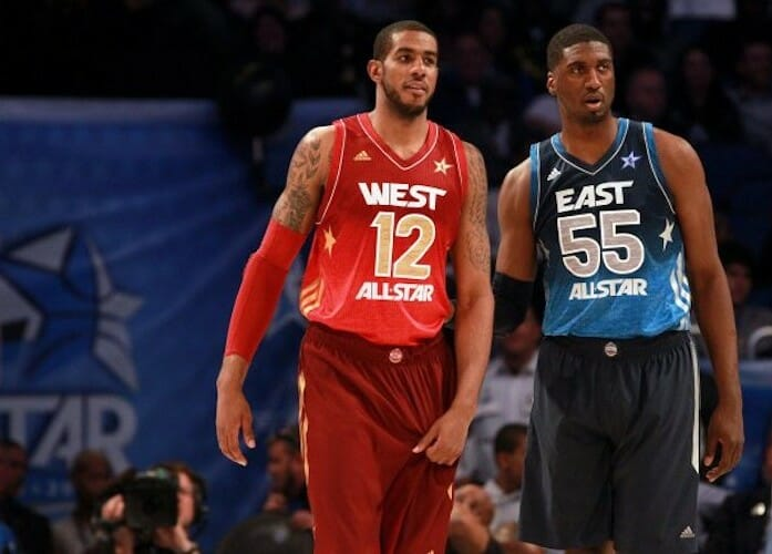 Beside Sport - L'évolution des maillots NBA du All-Star Game depuis plus d'un demi-siècle -  -