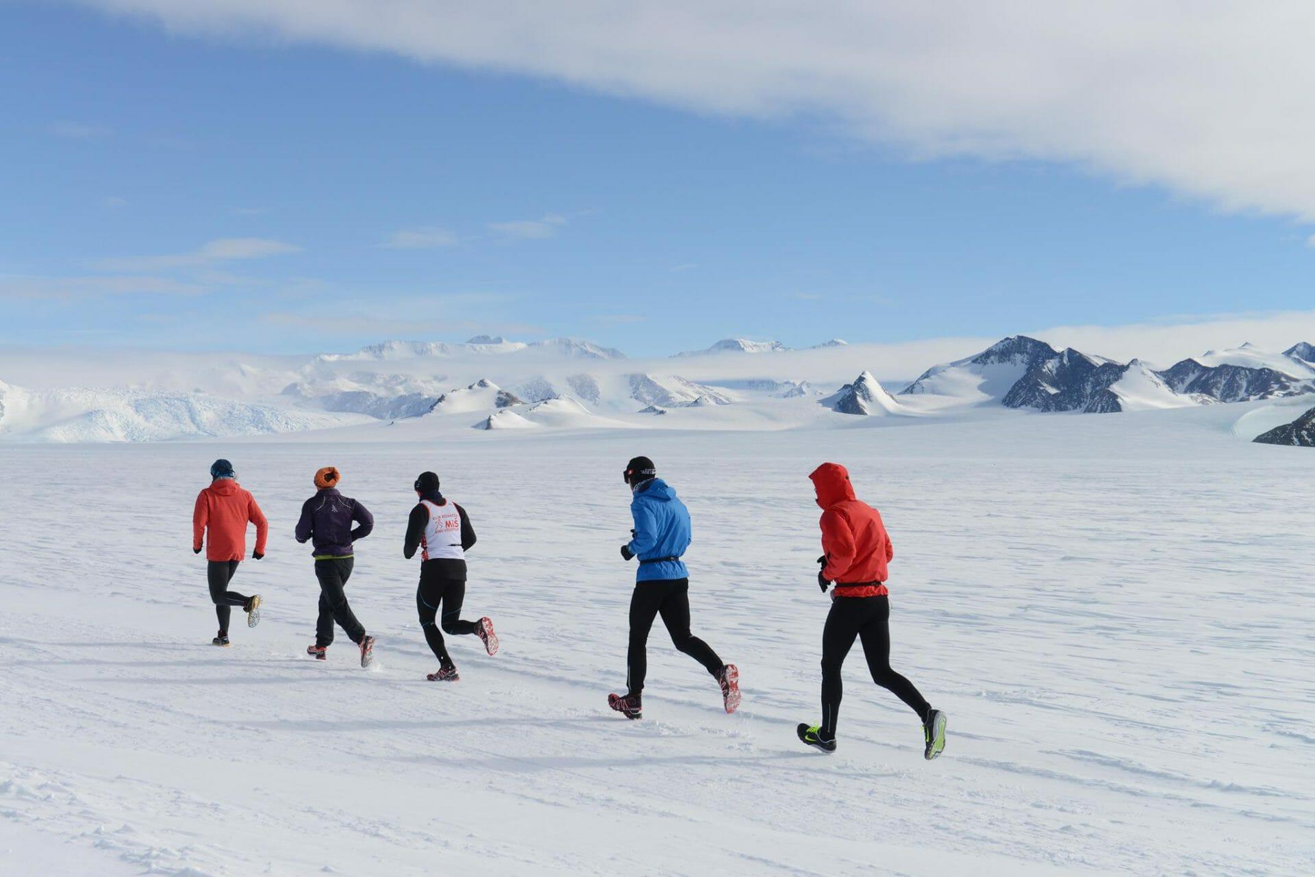 Quelles sont les courses les plus glaciales du globe?
