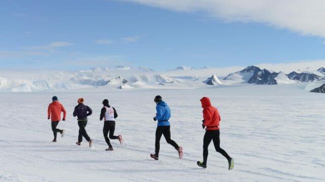 Beside Sport - Quelles sont les courses les plus glaciales du globe? -