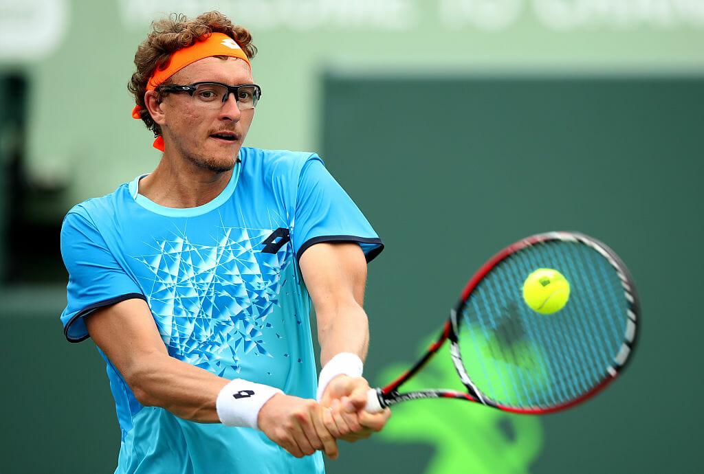 Beside Sport - Peut-on porter des lunettes sur les courts de tennis? -  -