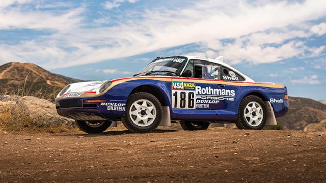 Ces voitures mythiques vainqueurs du Rallye Dakar