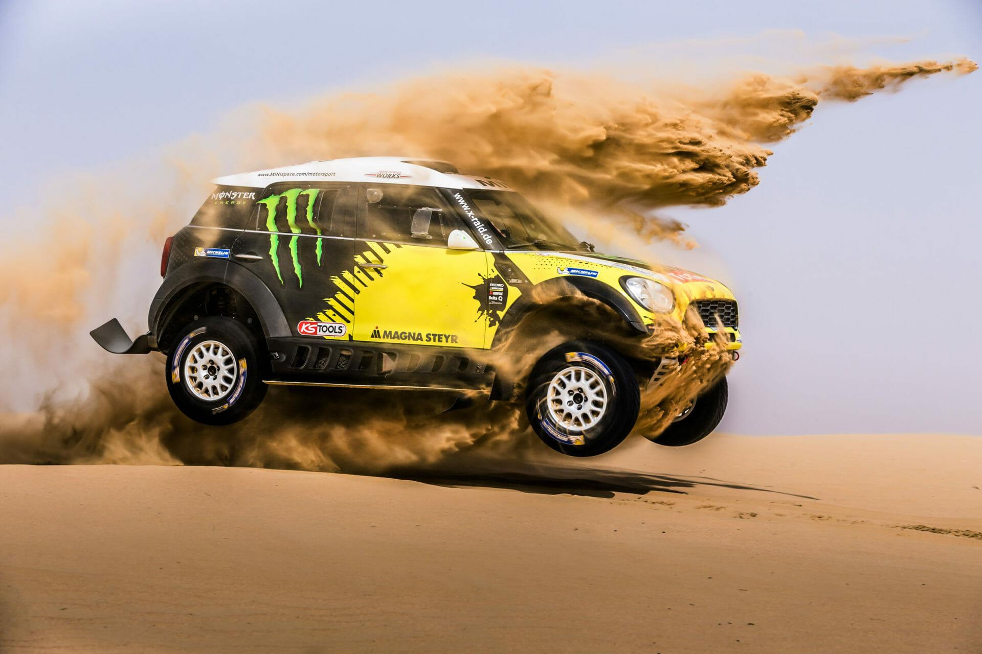Beside Sport - Ces voitures mythiques vainqueurs du Rallye Dakar -  -