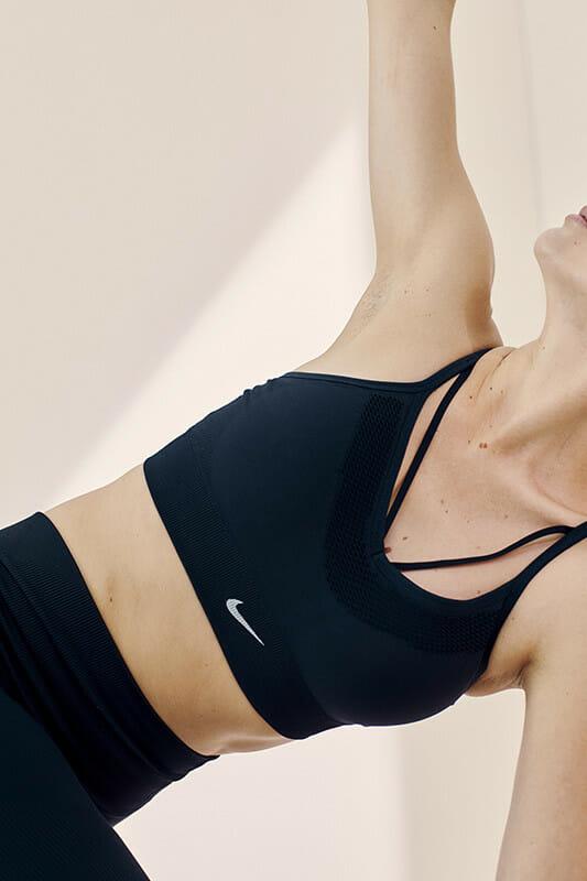 Beside Sport - Nike lance sa première collection spéciale Yoga -  -