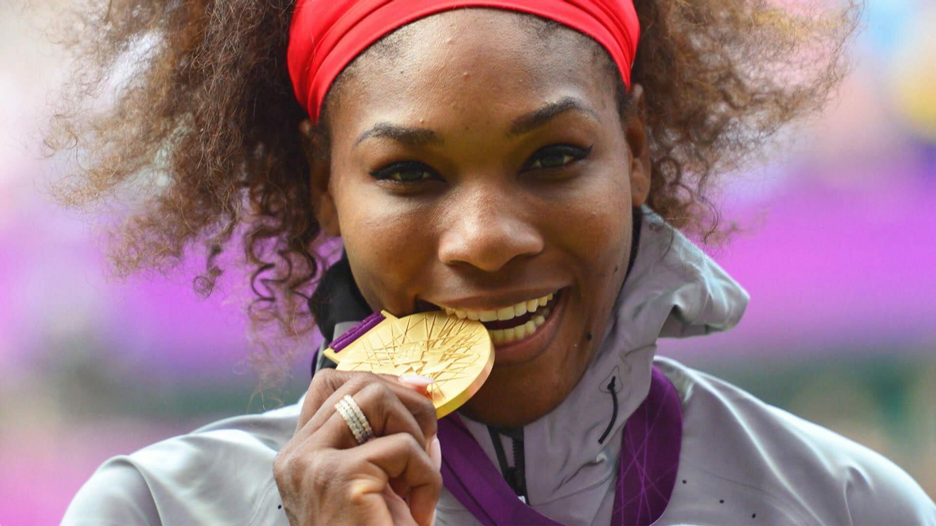 Découvrez les habitudes alimentaires de Serena Williams