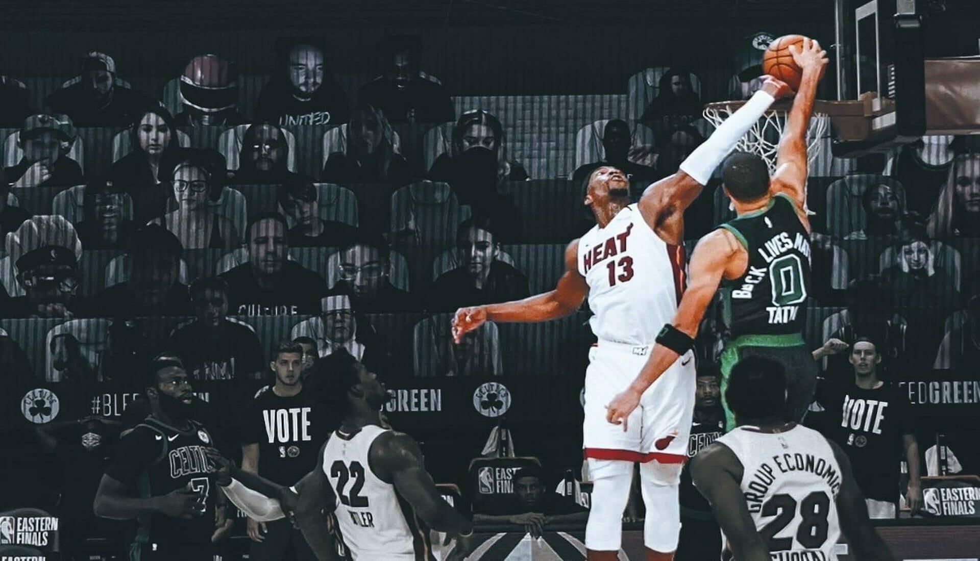 Beside Sport - Les 5 meilleurs contreurs de l'histoire de la NBA -