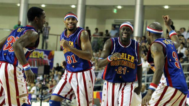 Beside Sport - 7 choses que vous ne savez pas sur les Harlem Globetrotters -