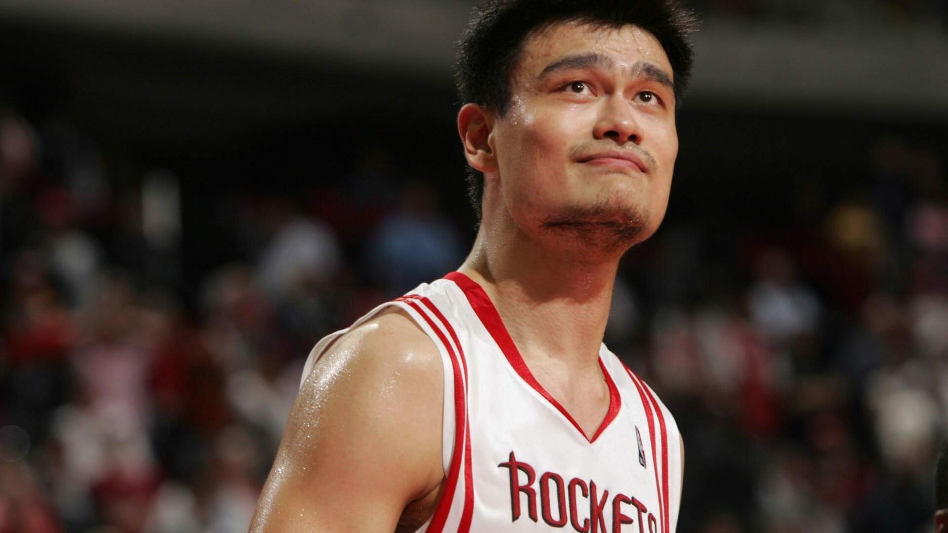 Les plus grands sportifs chinois