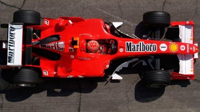 Beside Sport - Quand les écuries de F1 affichaient des marques de tabac sur leurs monoplaces -