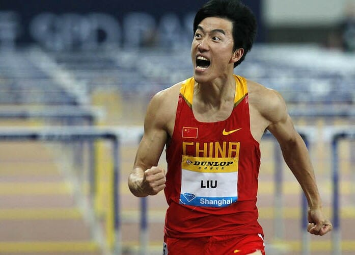 Beside Sport - Les plus grands sportifs chinois -  -