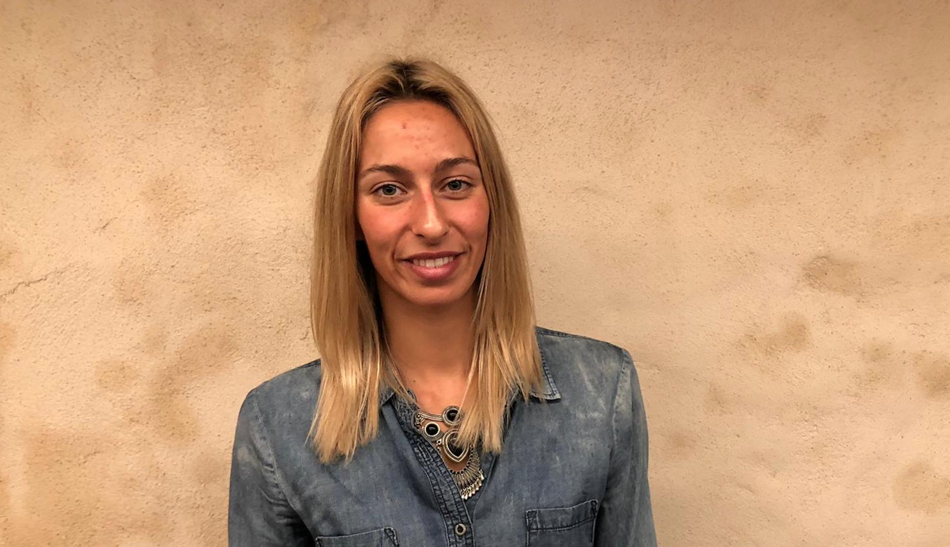 Fantine Lesaffre, le nouveau visage de la natation française