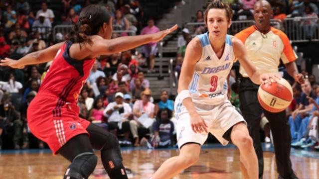 Beside Sport - Ces basketteuses françaises qui ont goûté à la WNBA -