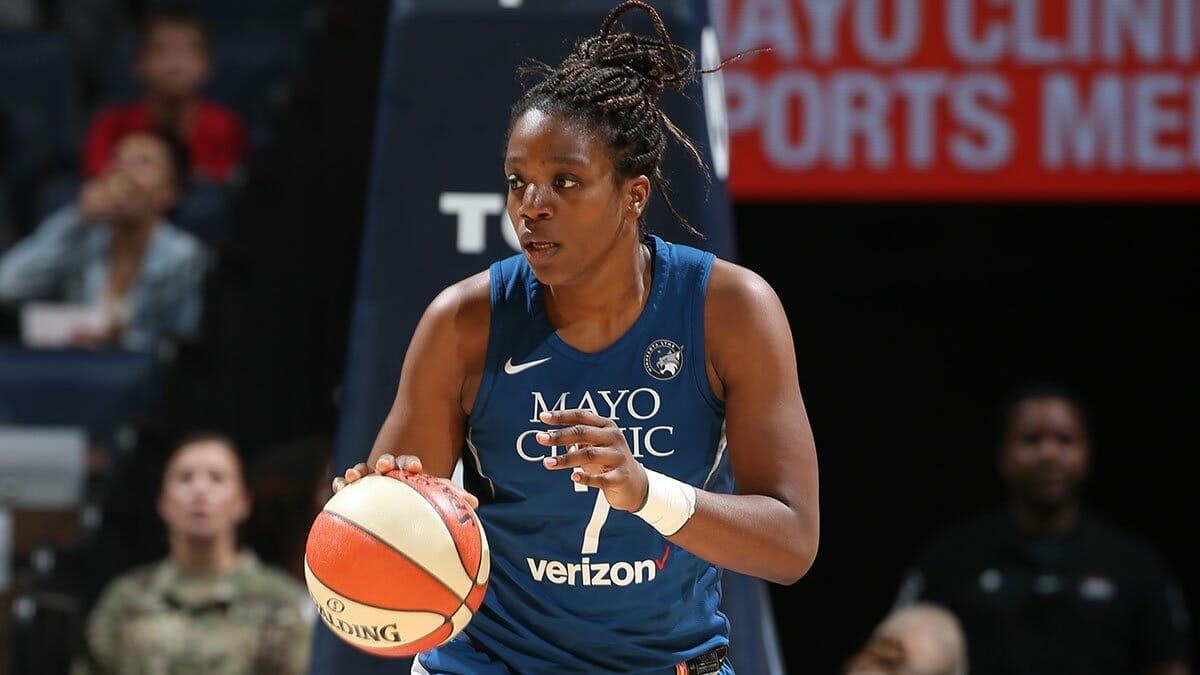 Beside Sport - Ces basketteuses françaises qui ont goûté à la WNBA -  -