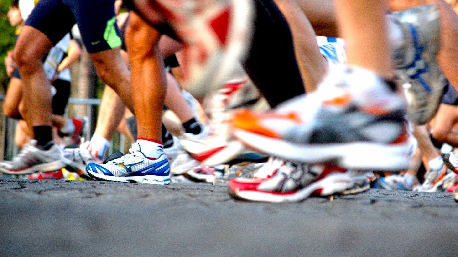 Les chaussures de running les plus adaptées au marathon