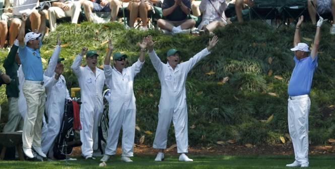 Beside Sport - Les 10 traditions à connaître sur le Masters d'Augusta -  -