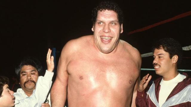André «The Giant» Roussimoff, un catcheur pas comme les autres