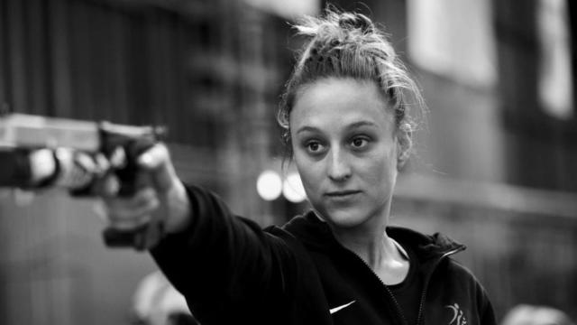 Beside Sport - Marie Oteiza, la pentathlète d'aujourd'hui et de demain -
