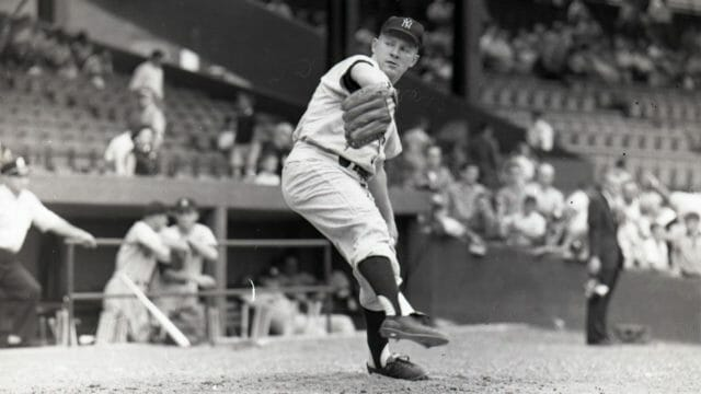 Beside Sport - Ces légendes du baseball qui ont porté le maillot des New-York Yankees -