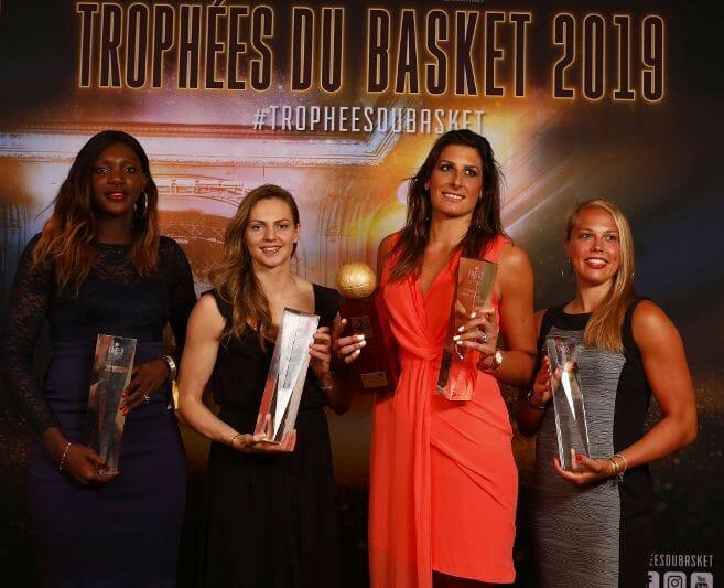 Beside Sport - La soirée des Trophées du Basket, nous y étions! -  -